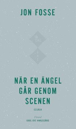 När en ängel går genom scenen