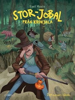 Stor-Jobal från Krokjala. Det surnar i säven