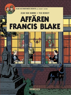 Blake och Mortimer. Affären Francis Blake