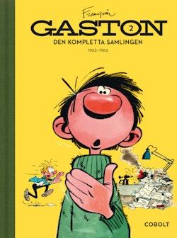 Gaston. Den kompletta samlingen, Volym 2