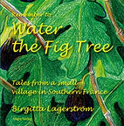 Remember to water the fig tree