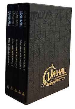 Valhall. lyxig jubileumsbox med alla 15 album + bonusmaterial