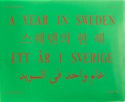 Ett år i Sverige : buskörningar, bilbränder och slaktplatser