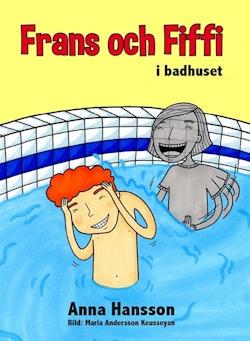 Frans och Fiffi i badhuset