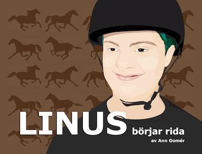 Linus börjar rida
