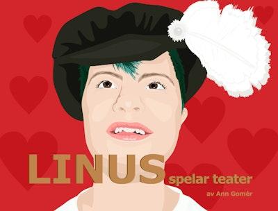 Linus spelar teater