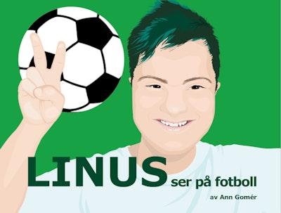 Linus går på fotboll