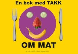 En bok med TAKK om mat