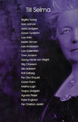Till Selma : litteraturpristagarnas tal