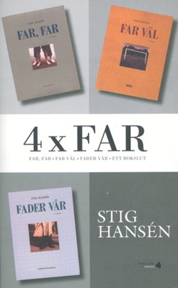 4 x far : Far-trilogin + Ett bokslut