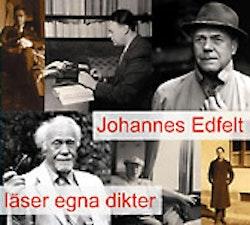 Johannes Edfelt läser egna dikter