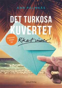 Det turkosa kuvertet