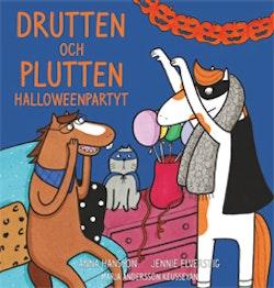Drutten och Plutten Halloweenpartyt