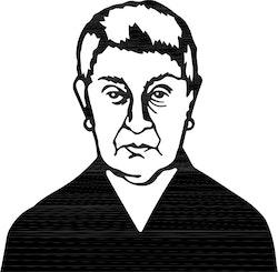 Bokstöd: Gayatri C. Spivak