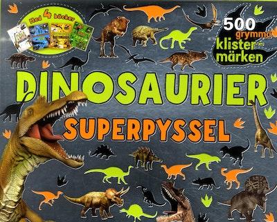 Dinosaurier : superpyssel