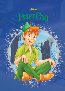 Disney Fönsterbok : Peter Pan