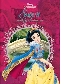 Disney Fönsterbok : Snövit och de sju dvärgarna