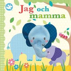 Jag och mamma : söt saga med fingerdocka