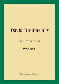 David Ramms arv (stor stil)