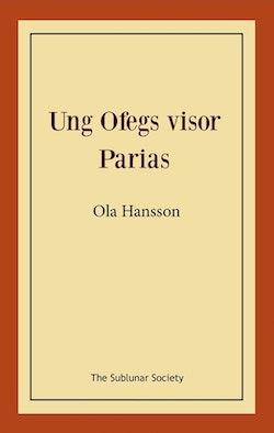 Ung Ofegs visor ; Parias