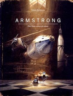 Armstrong : den första musen på månen