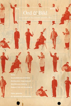 Ord&Bild 5(2018) Kulturrevolutionen