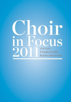 Choir in Focus 2011