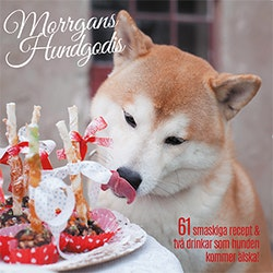 Morrgans hundgodis : 61 smaskiga recept & två drinkar som hunden kommer älska