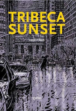 Tribeca sunset
