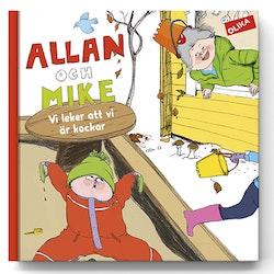 Allan och Mike: Vi leker att vi är kockar