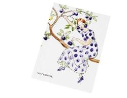 Notebook Fröknarna Plommon - Beskow