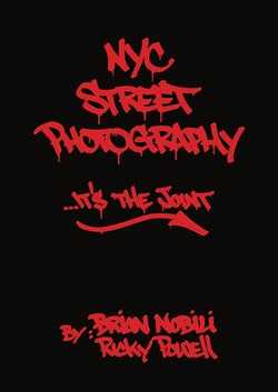 NYC street photography : ...it's the joint