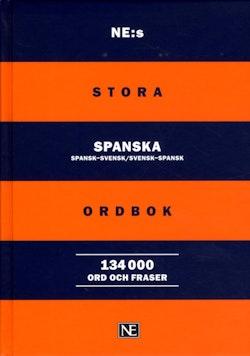 NE:s stora spanska ordbok : spansk-svensk/svensk-spansk 134000ord