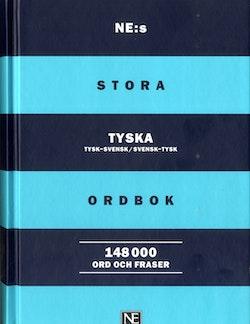 NE:s stora tyska ordbok 148.000 ord och fraser