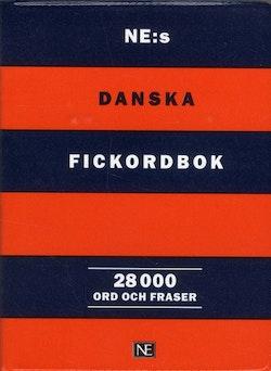 NE:s danska fickordbok - Dansk-svensk/Svensk-dansk 28 000 ord och fraser