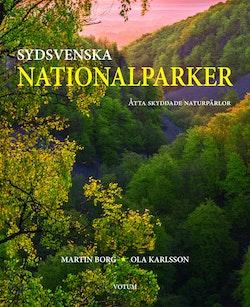 Sydsvenska nationalparker : åtta skyddade naturpärlor för framtiden