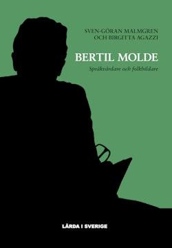 Bertil Molde : Språkvårdare och folkbildare