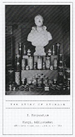 The Story of Storage 1. Kompendium