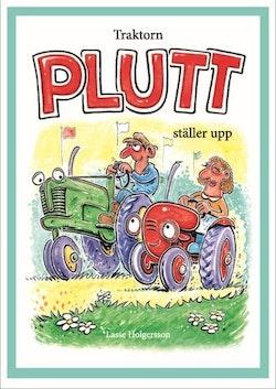 Traktorn Plutt ställer upp