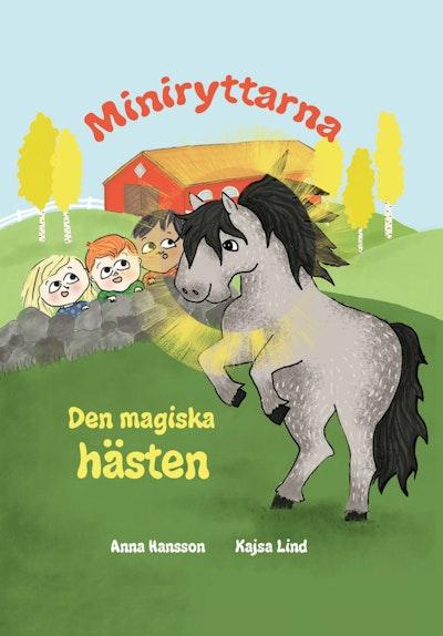 Miniryttarna Den magiska hästen