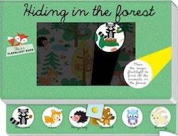 Hitta djuren i skogen