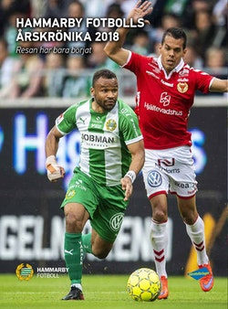 Hammarby Fotbolls Årskrönika 2018 - Resan har bara börjat