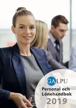 GALPU Personal och Lönehanbok 2019