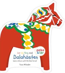 Lär dig färg med Dalahästen