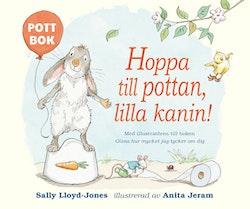 Hoppa till pottan lilla kanin!