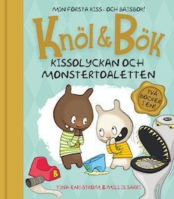 Kissolyckan och Monstertoaletten 2 böcker i 1