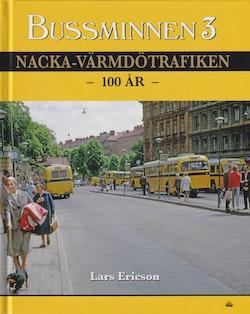 Bussminnen 3 Nacka-Värmdötrafiken 100 år