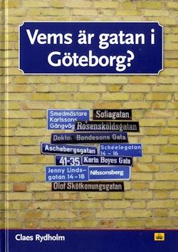Vems är gatan i Göteborg?