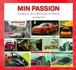 Min passion : samla bilbroschyrer
