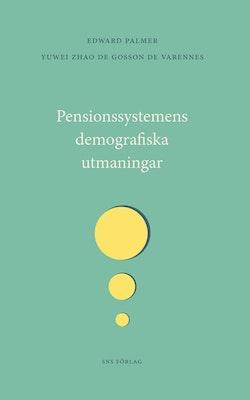 Pensionsystemens demografiska utmaningar